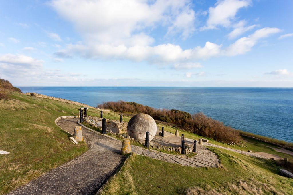 Durlston Country Park Swanage Dorset