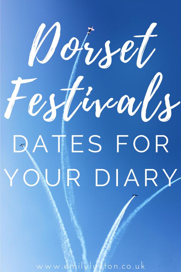 Best Festivals in Dorset