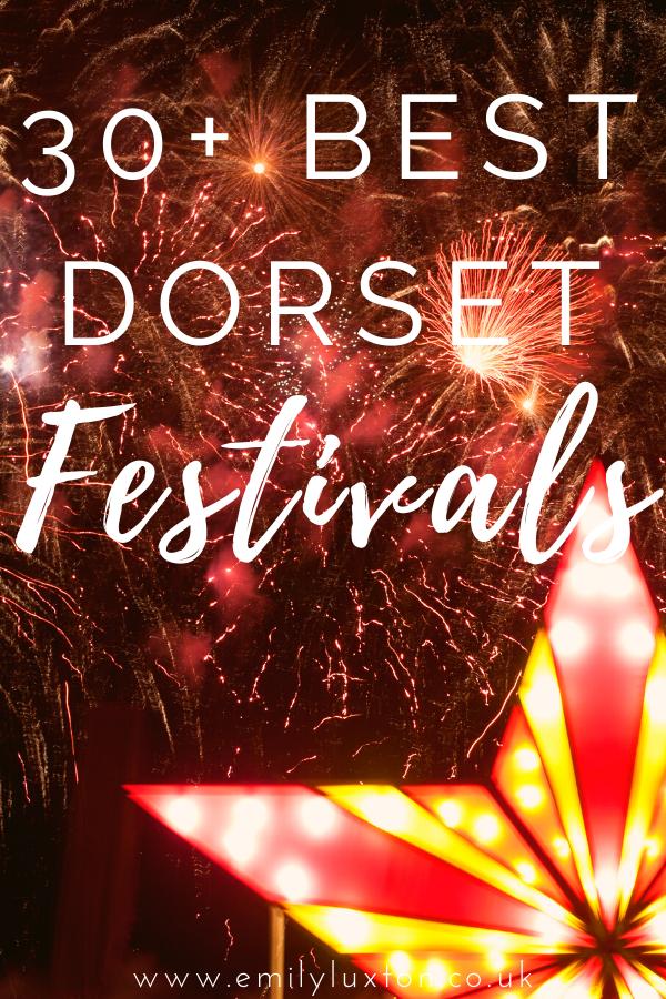 30+ Dorset Festivals and Events