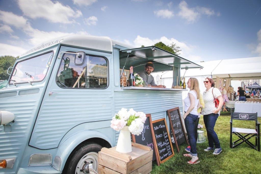 Foodies Festival Dorset
