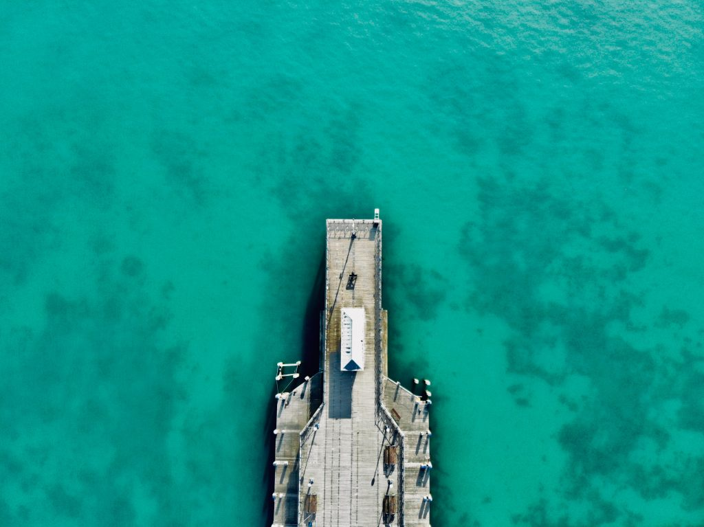 Swanage Pier Dorset