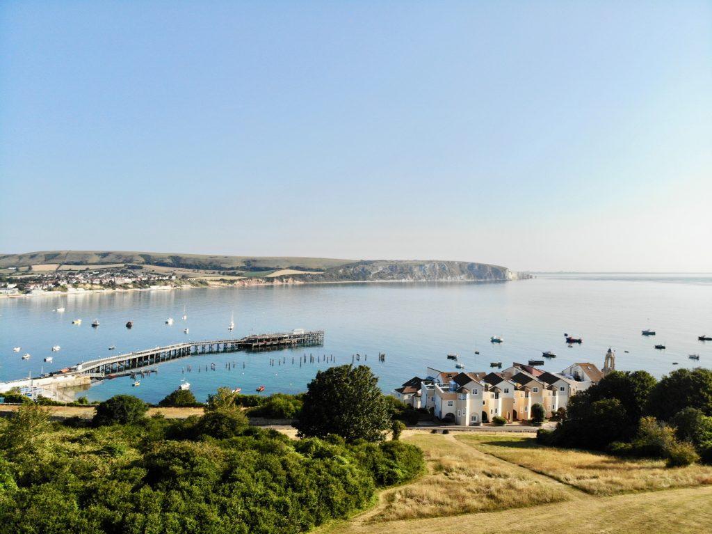 Swanage Bay Dorset