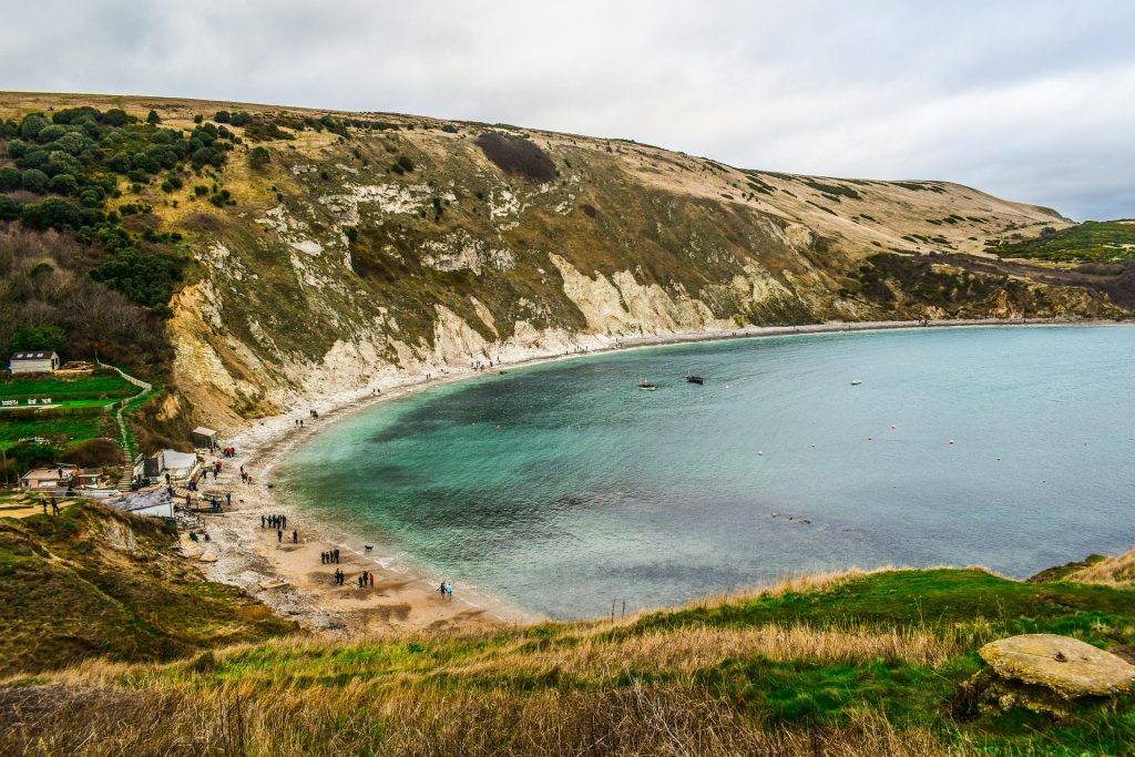 Lulworth Cove Dorset Jurassic Coast