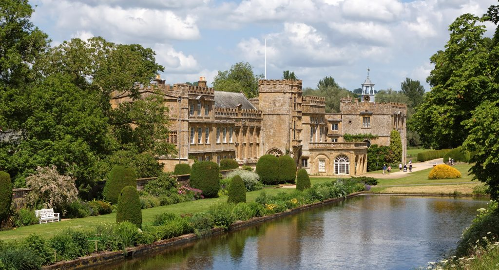 Forde Abbey - Stately Homes in Dorset