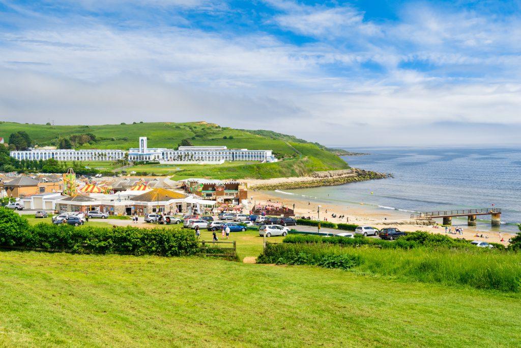 Bowleaze Cove Beach Weymouth Dorset