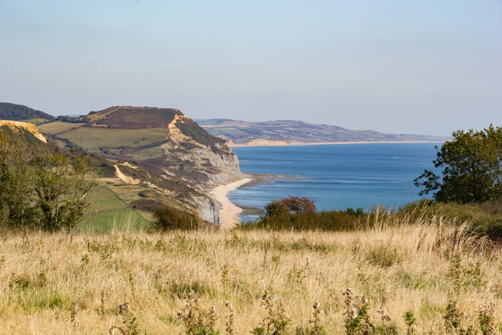 Golden Cap Dorset