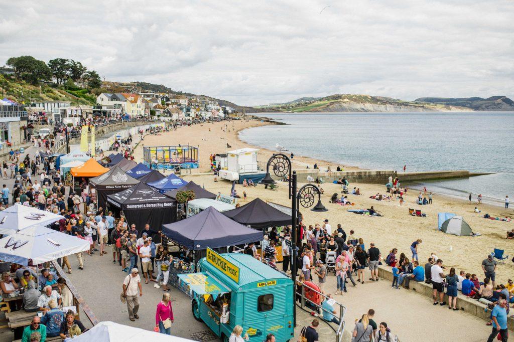 Festival Lyme Regis