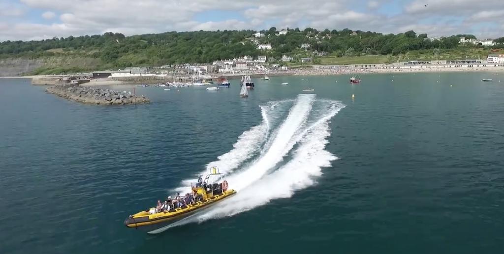 Things to do in Lyme Regis - RIB Rides