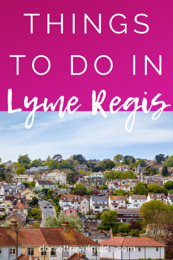 Things to do in Lyme Regis Dorset