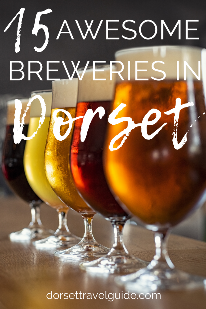 15 Dorset Breweries to Visit on your Next Trip