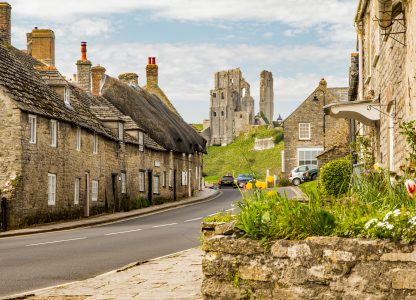 11(+) of the Prettiest Villages in Dorset