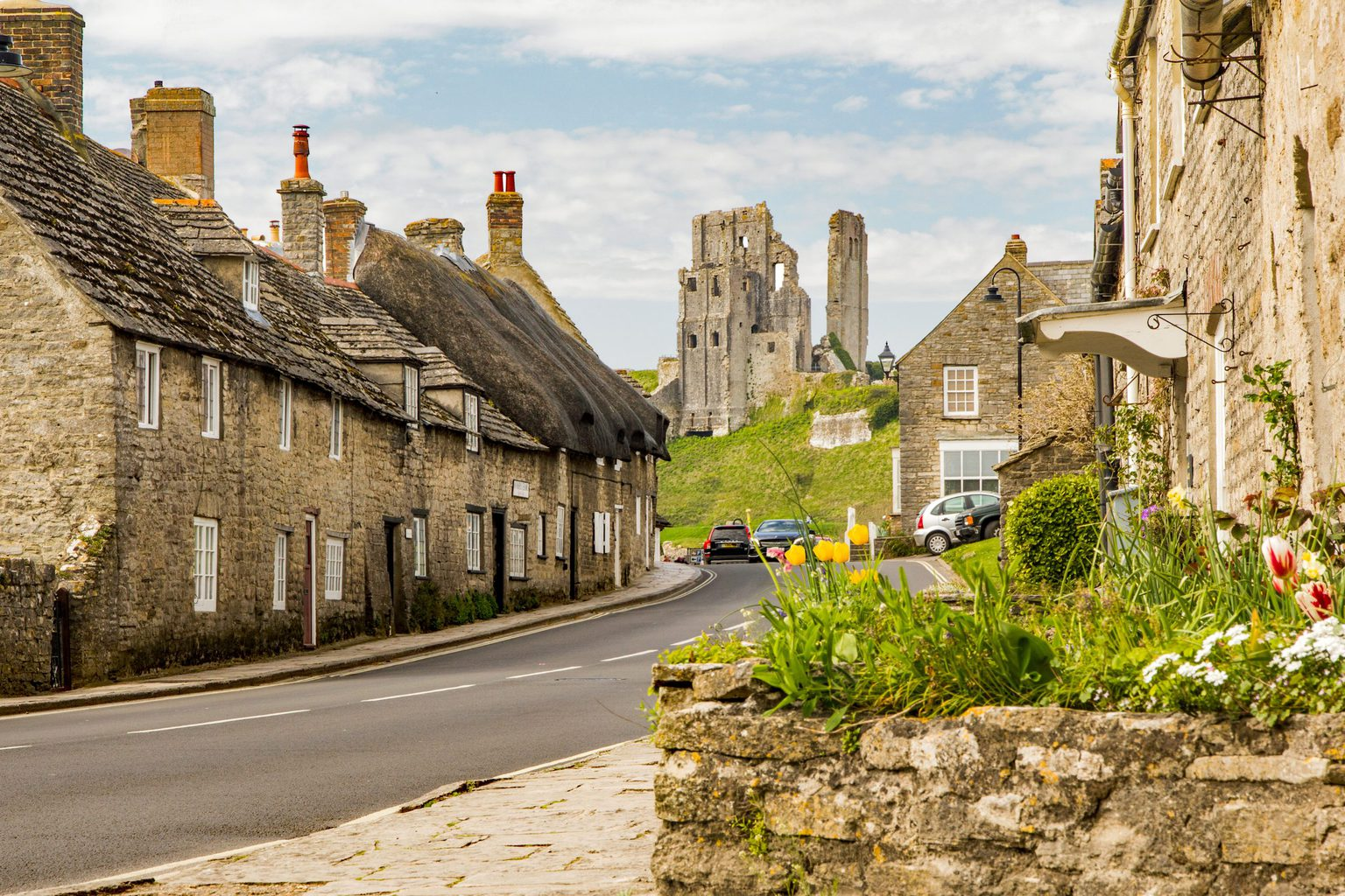 11(+) of the Prettiest Villages in Dorset