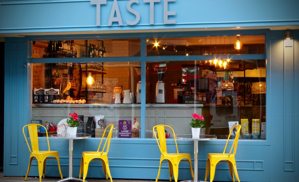 Taste Brasserie - Best Places to Eat in Dorchester