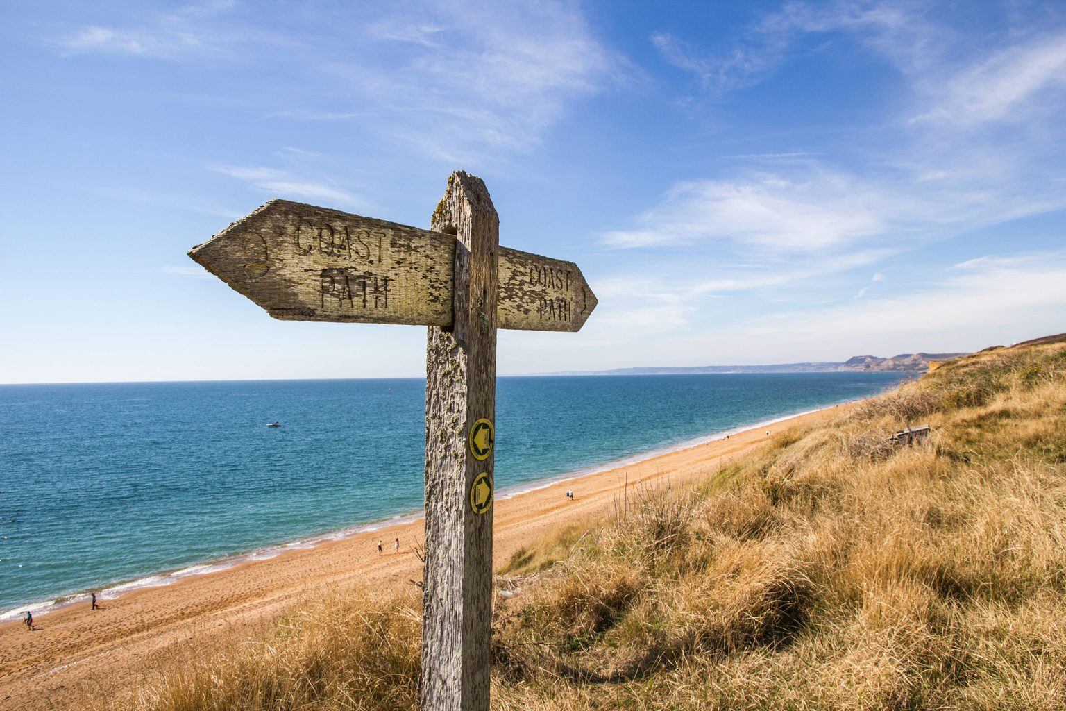 Dorset Coast Walks – 15 Short Walks Under 4 Miles