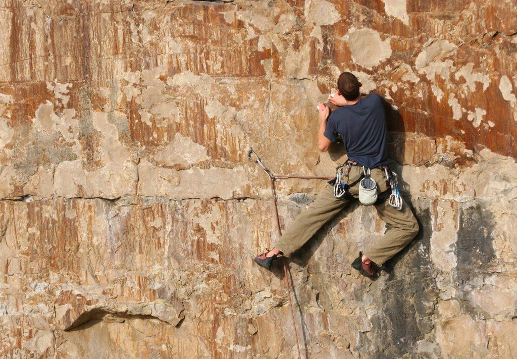 climbing dorset