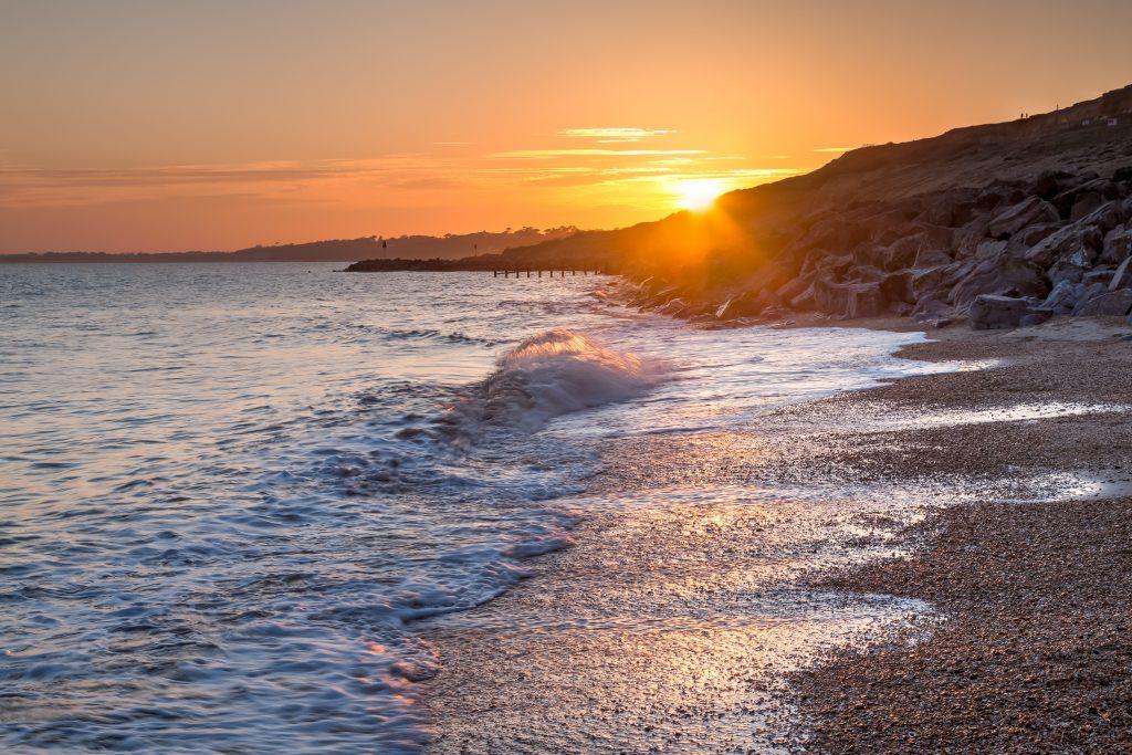 Barton-On-Sea Hampshire England
