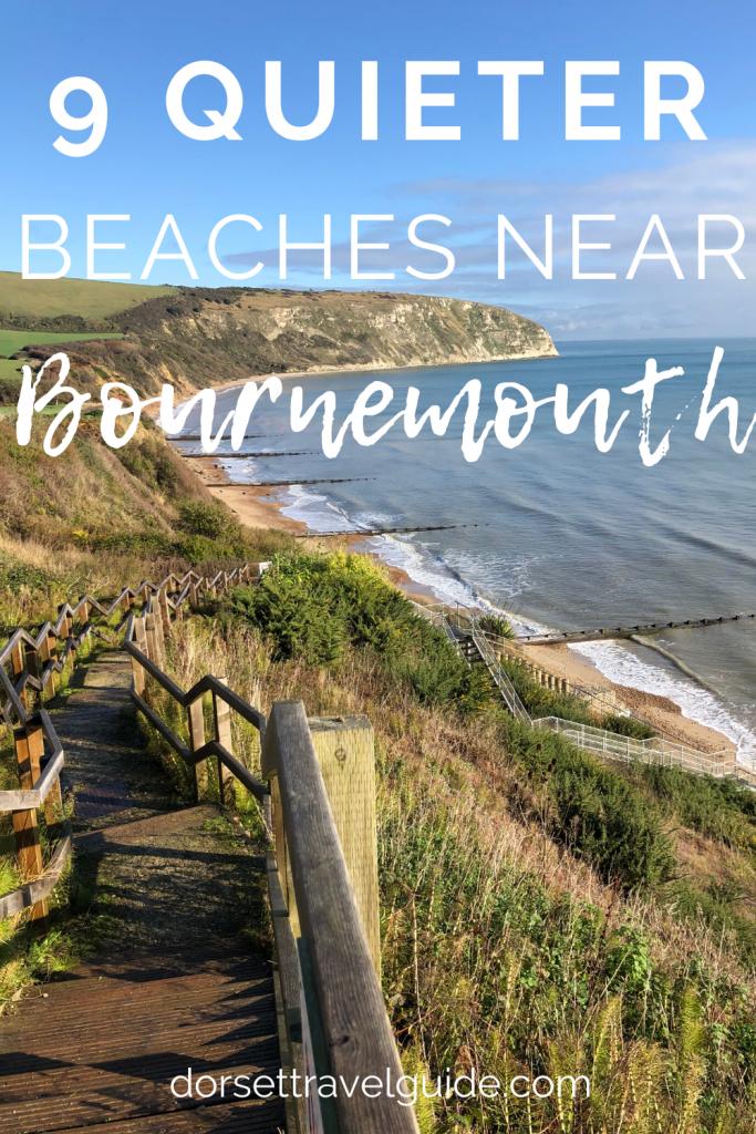 9 Alternative Beaches near Bournemouth