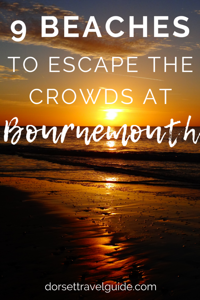 9 Beaches to Escape the Crowds at Bournemouth