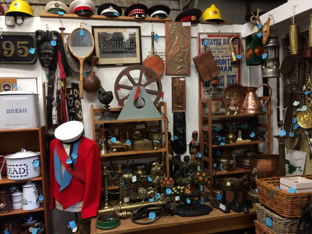 Dorchester Curiosity Centre Antiques and Vintage Shop