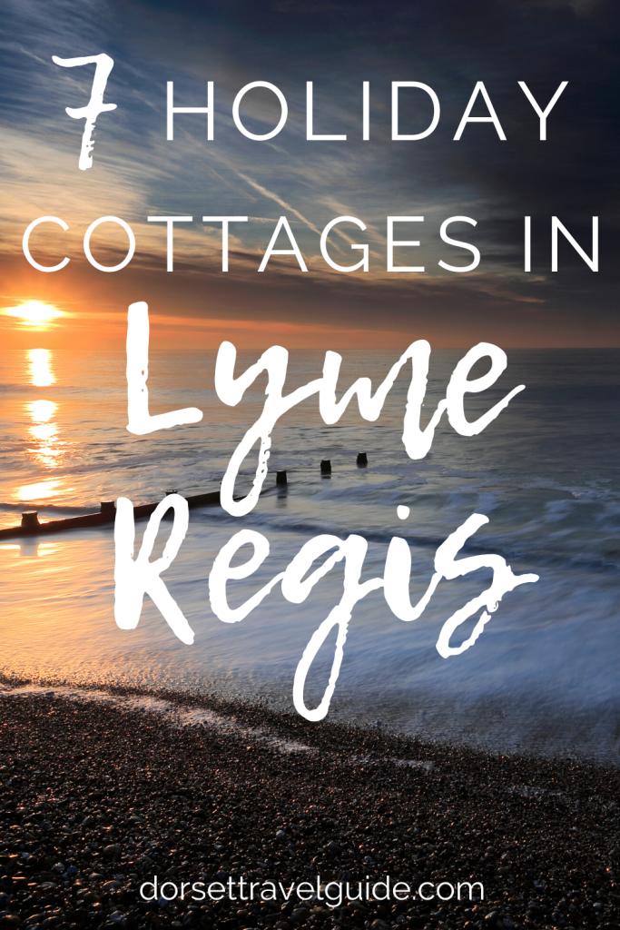 7 Lyme Regis Holiday Cottages