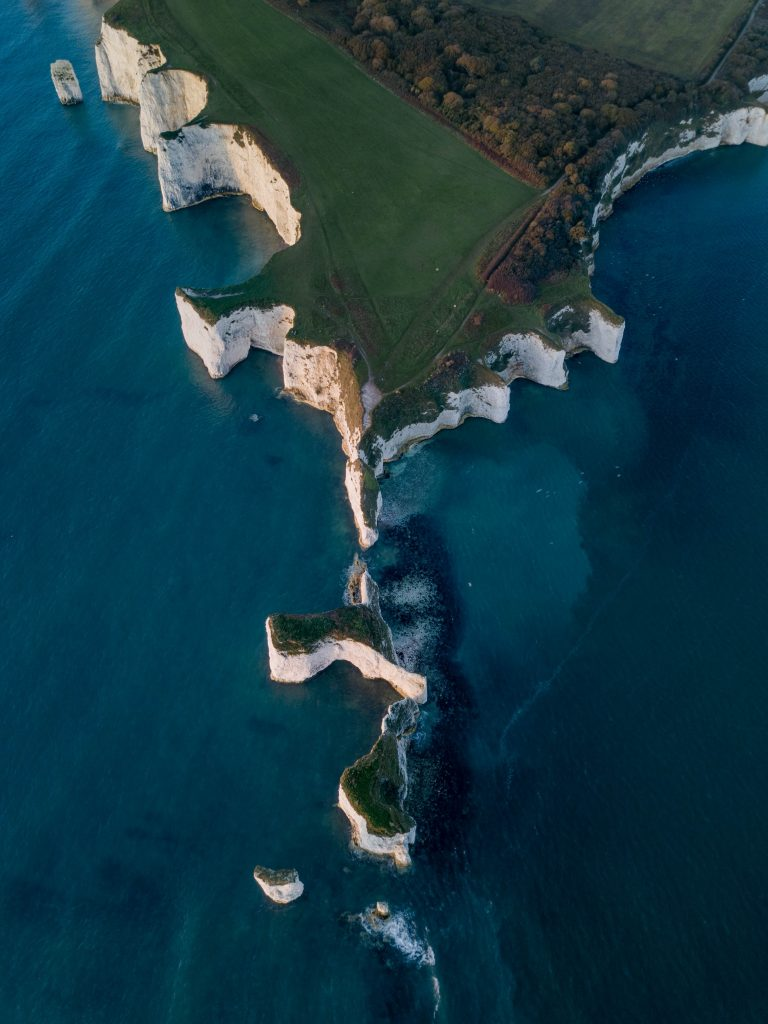 Old Harry Rocks Isle of Purbeck
