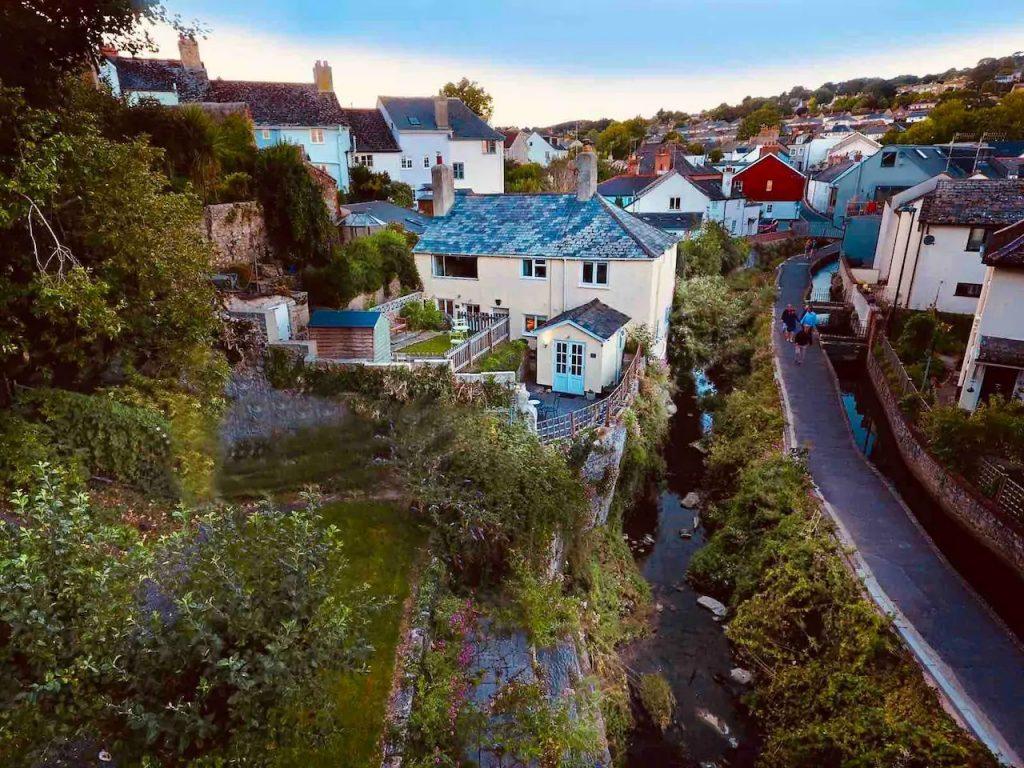 Riverside Cottage Lyme Regis