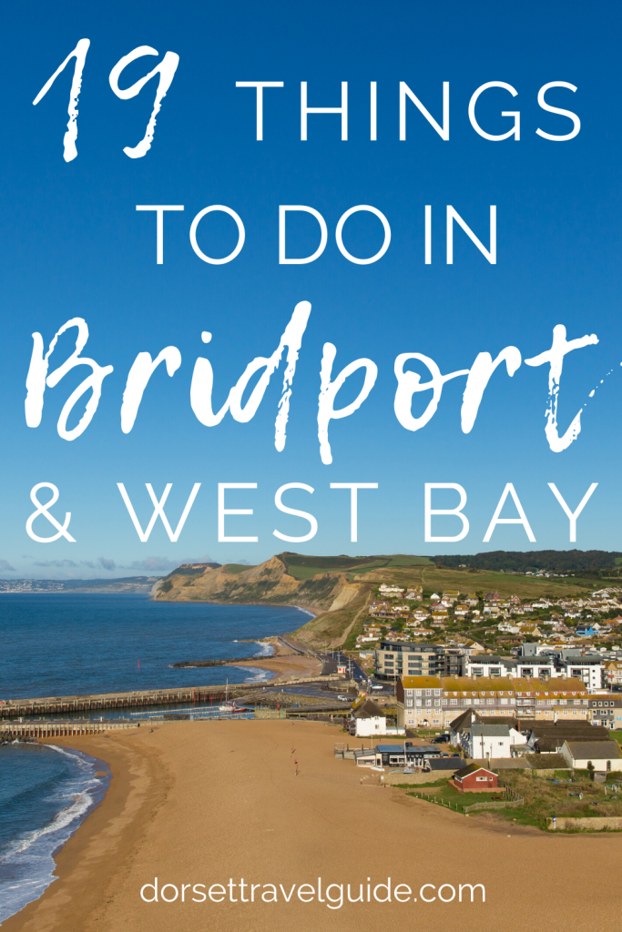 Things to do in Bridport and West Bay Dorset