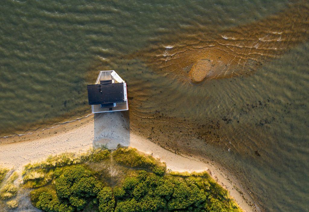 quieter beaches near bournemouth