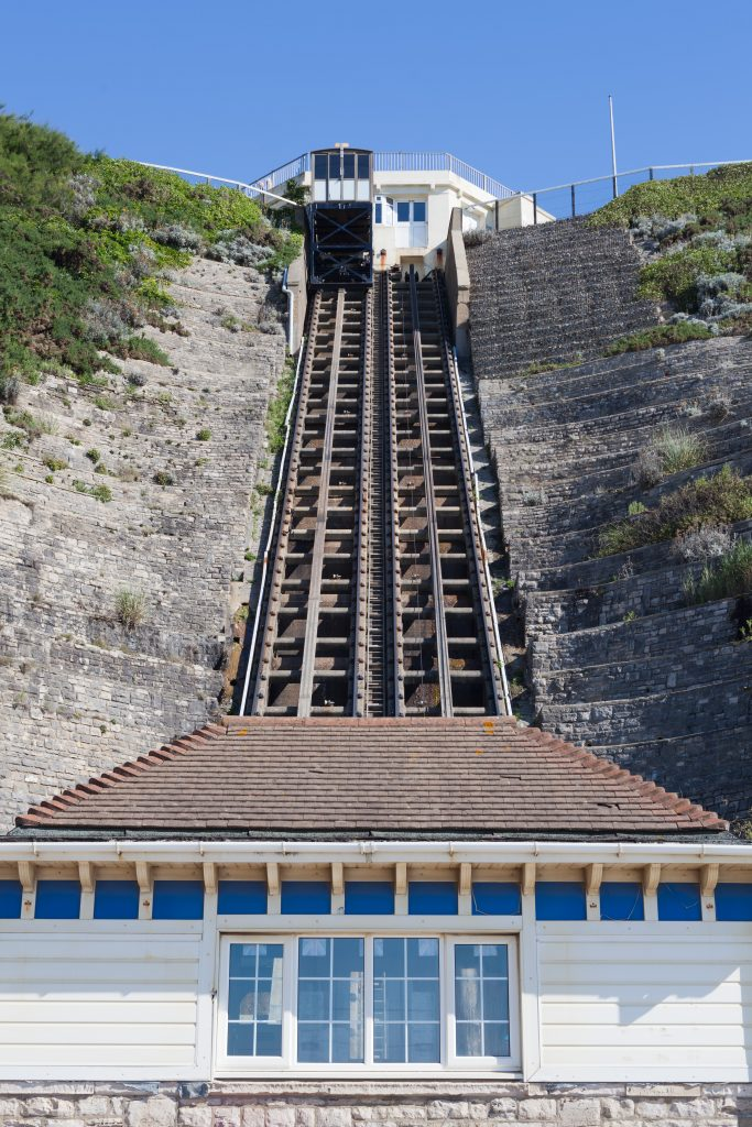 Bournemouth cliff lifts