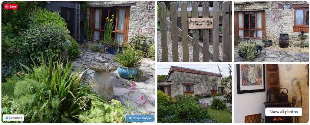 Barrelstore - dog friendly dorset cottages