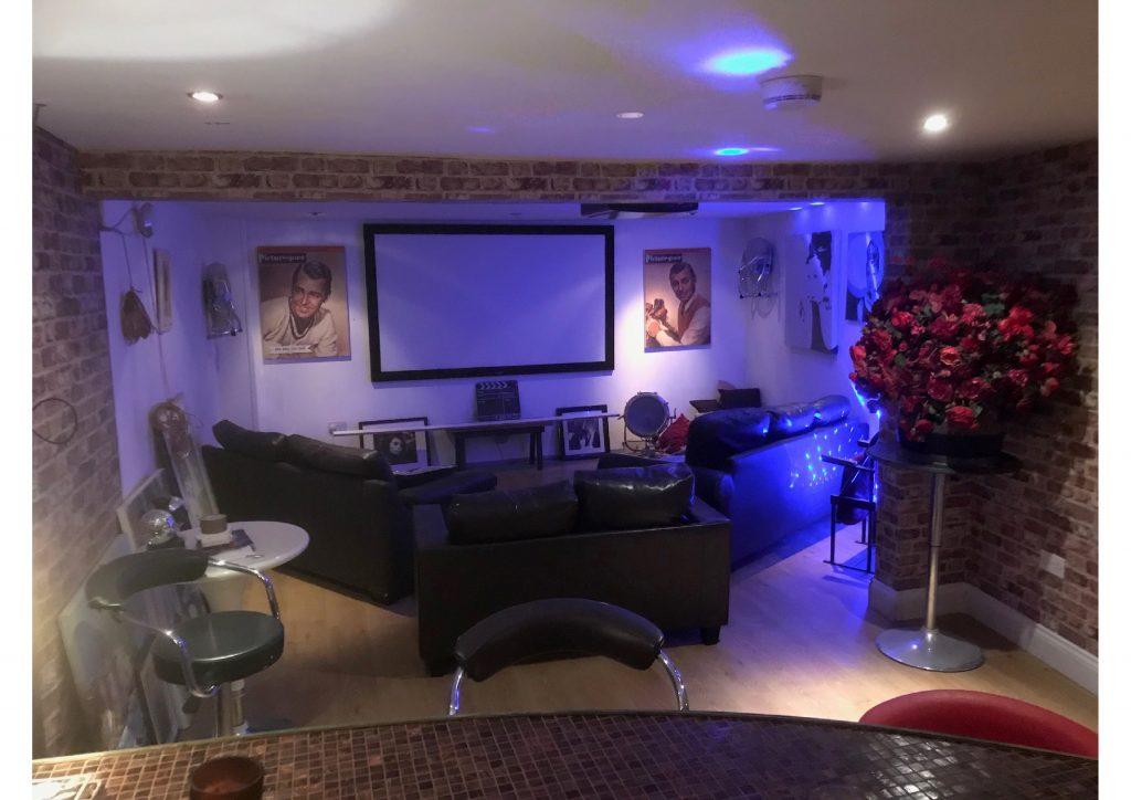 smallest cinema UK