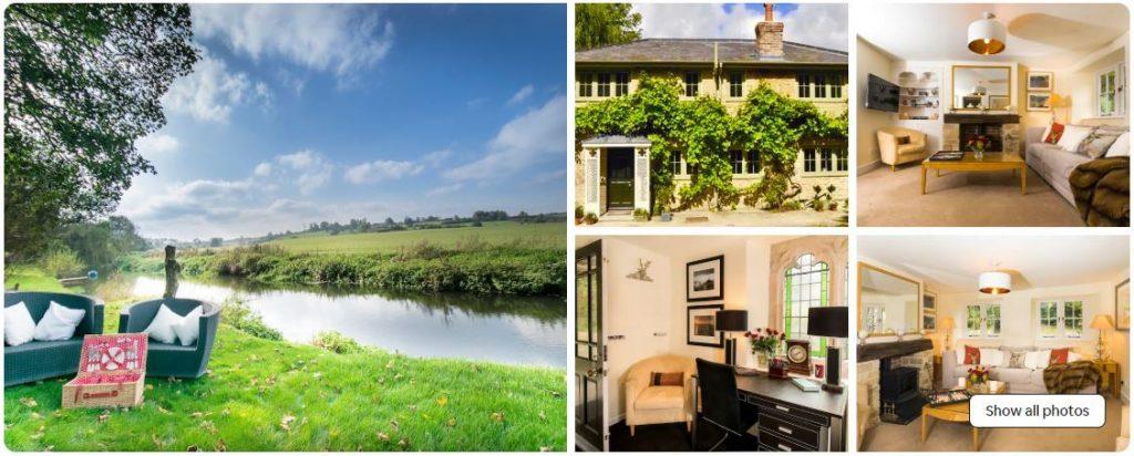 River stour Cottage Dorset