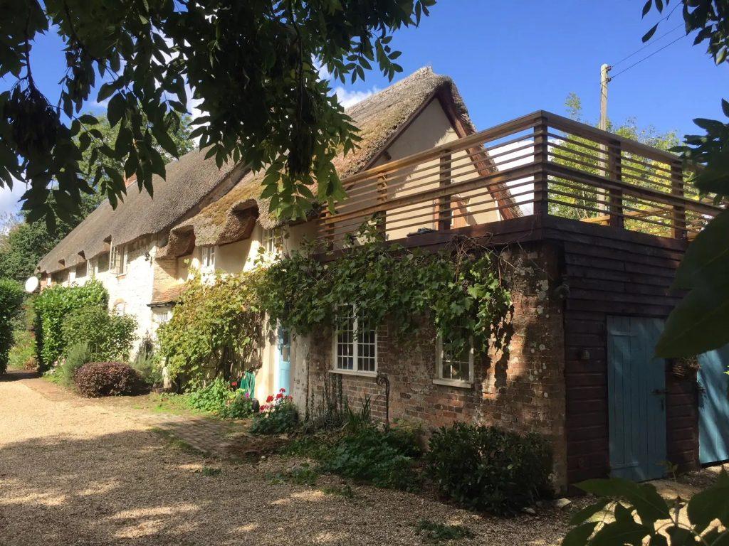 Dog friendly cottages in Moreton Dorset