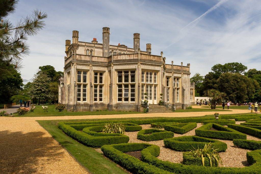 Highcliffe Castle - Dorset Stately Homes