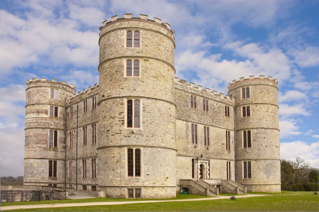 Lulworth Castle Dorset