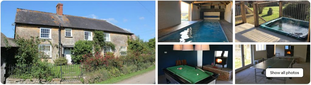 lodges with hot tubs in dorset
