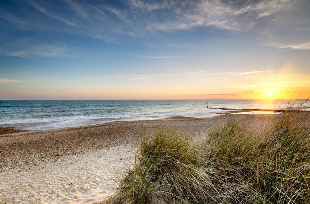 Beachs to visit in Christchurch UK