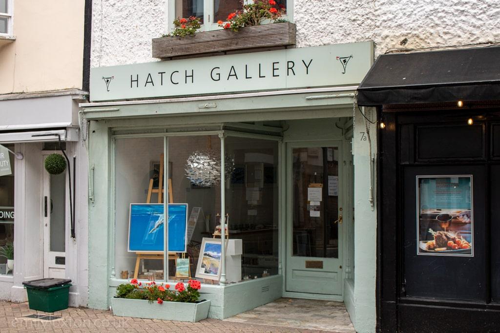 Hatch Gallery Christchurch High Street