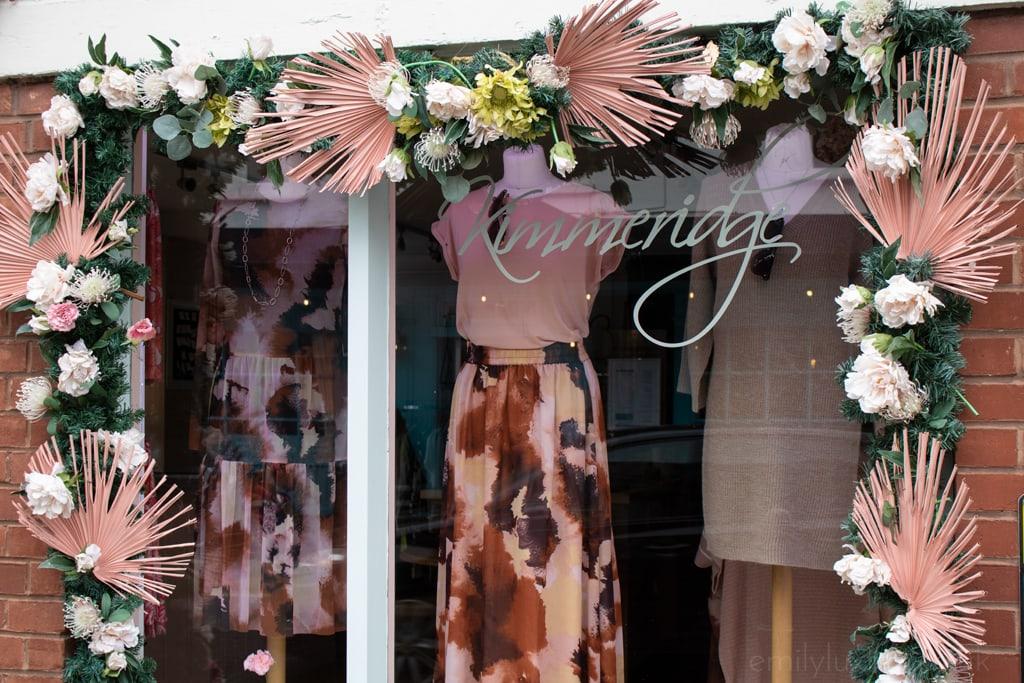 Kimmeridge Store Front Dorset