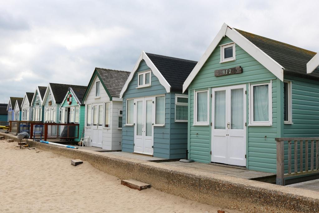 Beach Huts Christchurch