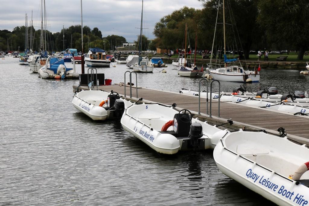 Rent a boat in Christchurch UK