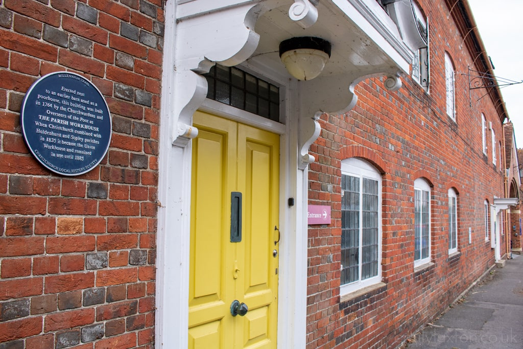 Things to do in Christchurch UK: Red House Museum