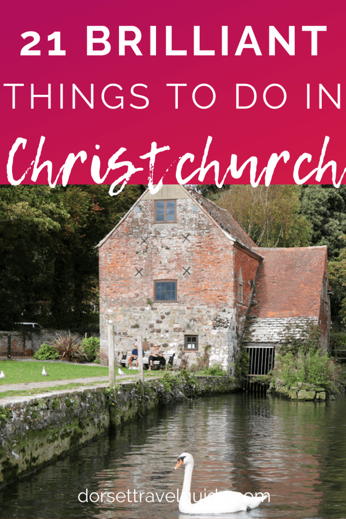 Things to do in Christchurch UK