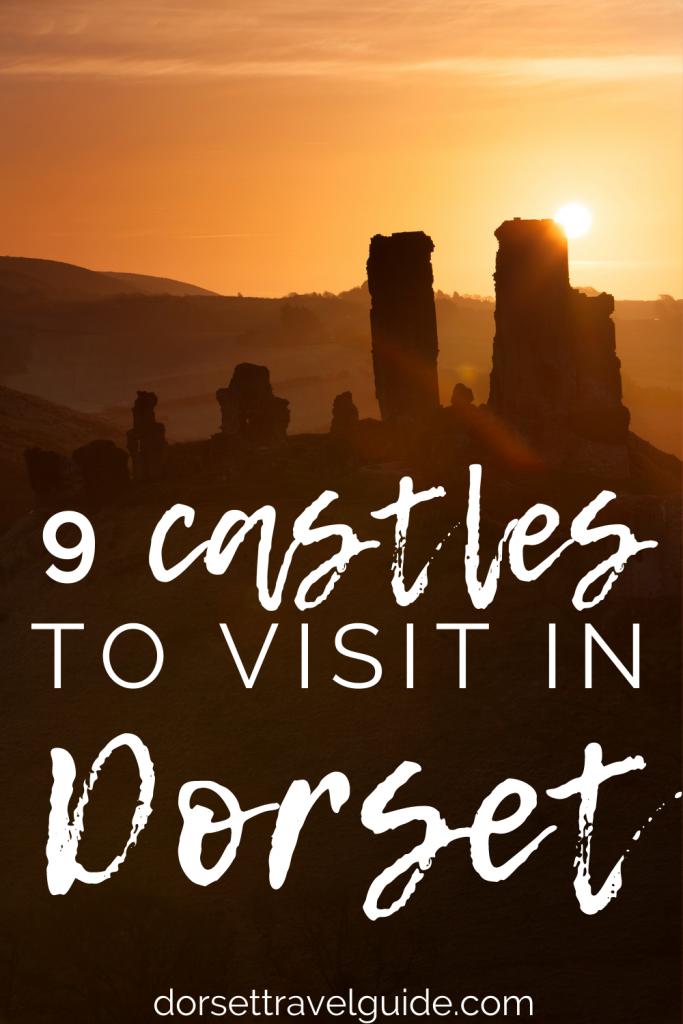 9 Castles to Visit in Dorset