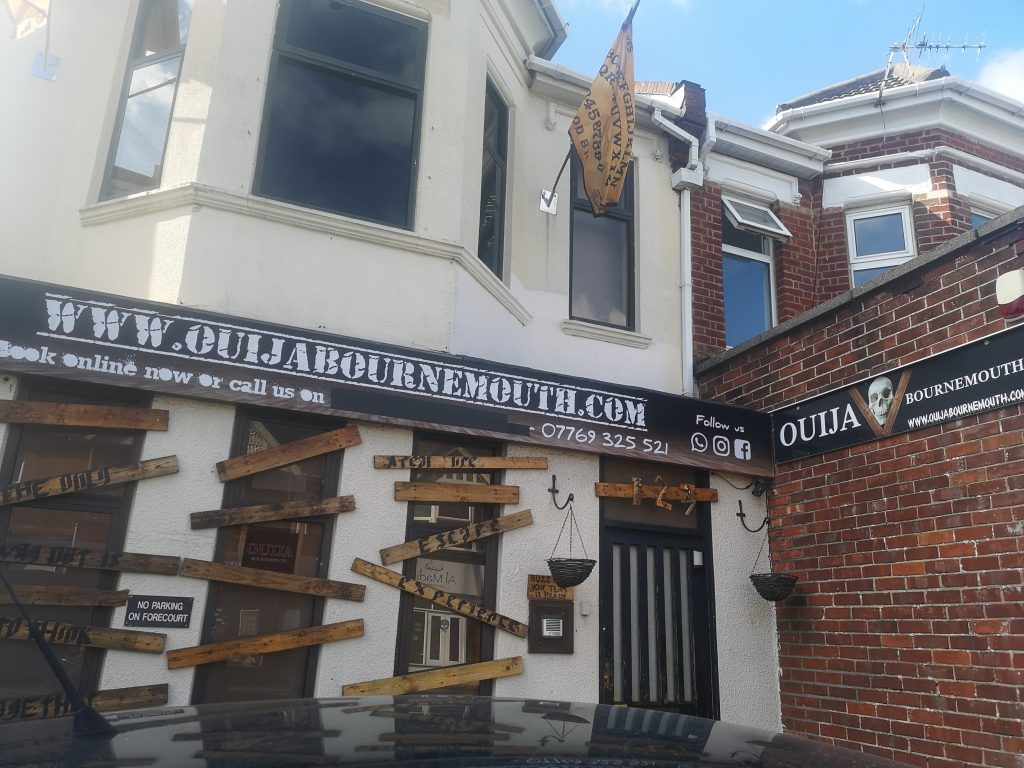 Ouija Escape Rooms Bournemouth