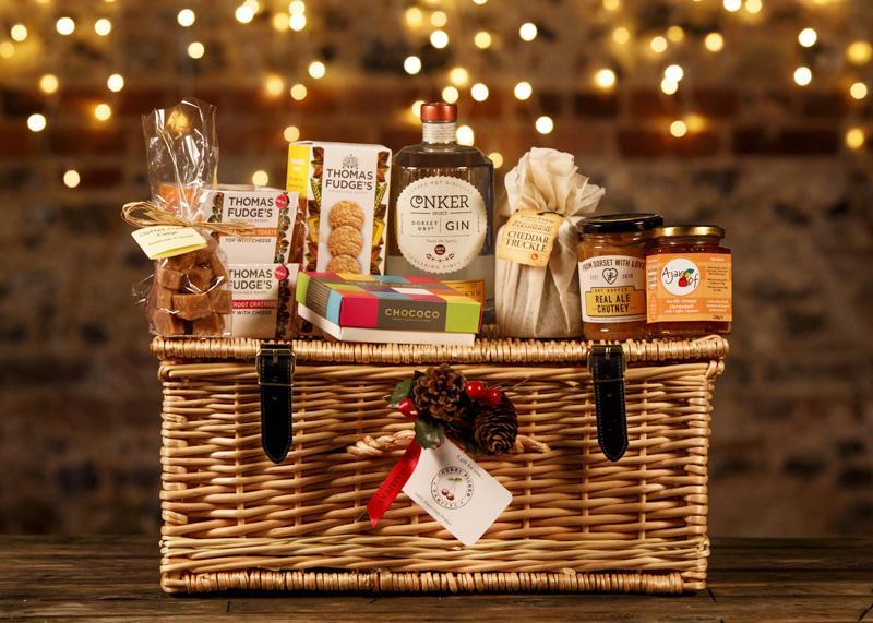 Dorset Food and Drink Gift Hamper