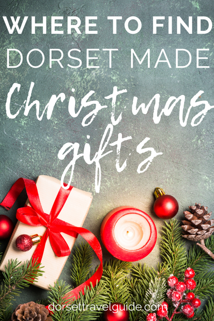 Where to Buy Locally Made Dorset Gifts
