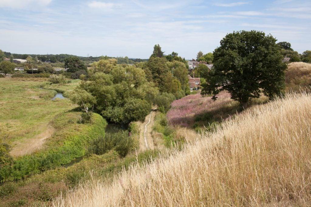 Things to do in Wareham Dorset - Walk the Saxon walls