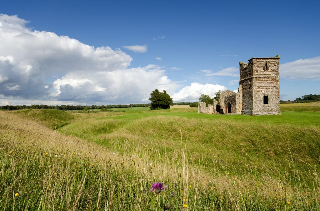 Things to do near Wimborne - visit Knowlton Church