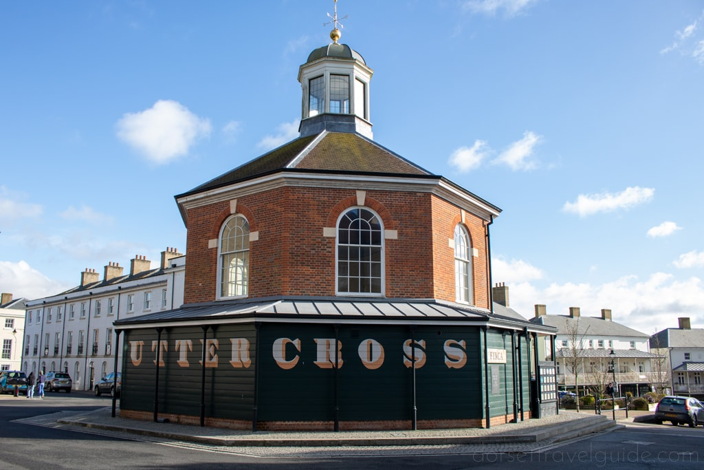 Buttercross Poundbury Dorchester